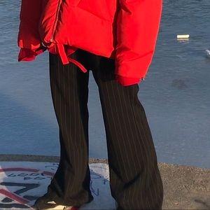 Flare wide-leg, bootcut pants